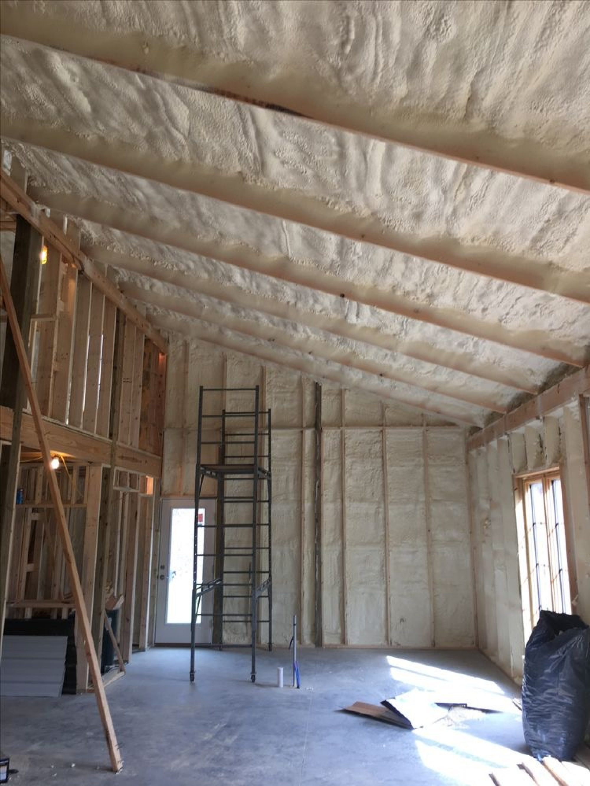 Central Insulation